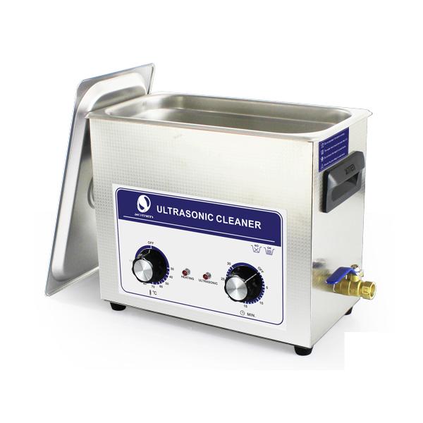 Bể rửa siêu âm điều khiển cơ JP-031 6.5L