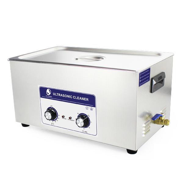 Bể rửa siêu âm điều khiển cơ JP-080 22L